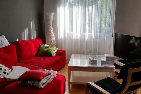 """Ruhiges Zimmer-20 Min bis Basel """"nur Damen"""" - Apartment"""