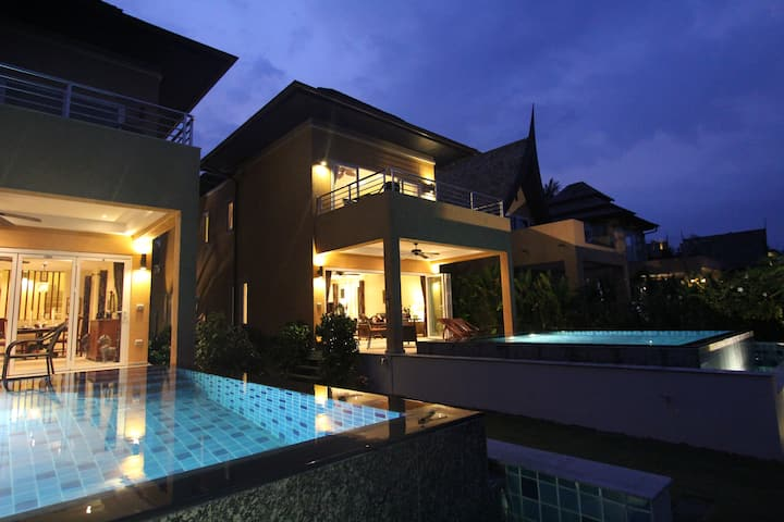 Royal House Villa with private pool