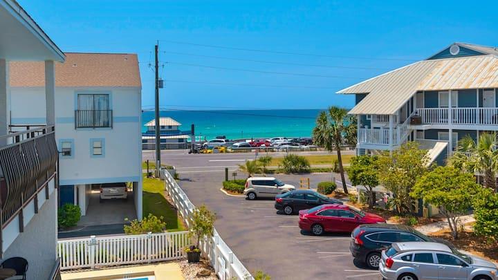Costa Vista 20 - Gulf Views w/ Free Water Park, Fishing, Dolphin Cruise & Snorkeling!