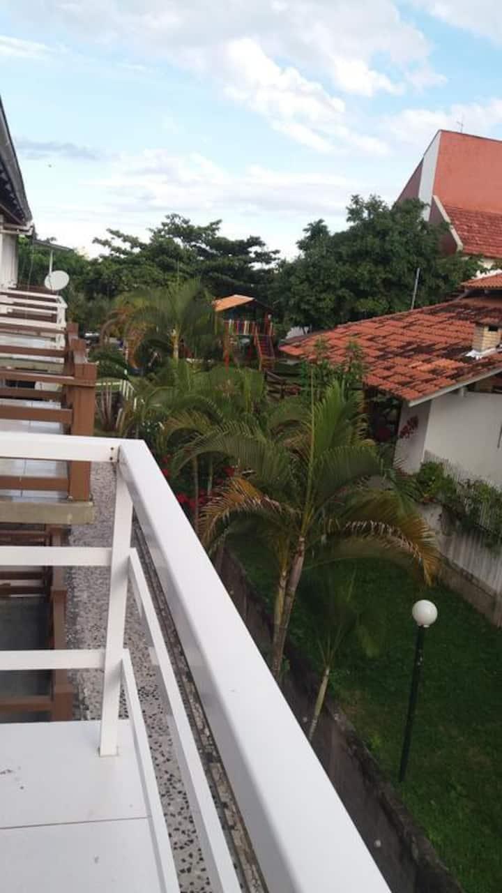 Apartamento Aconchegante na Enseada Azul/Guarapari