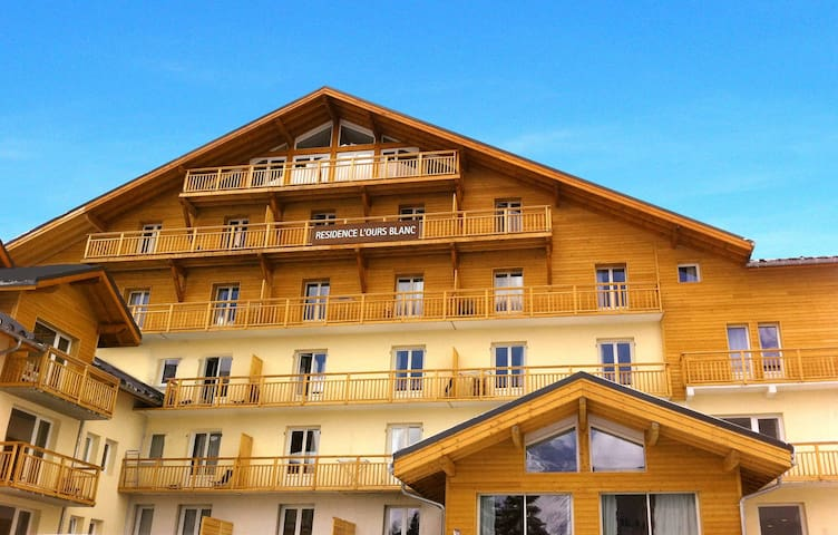 Apartment residence L'Ours Blanc - 525