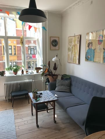 Lovely apartment at Nørrebro