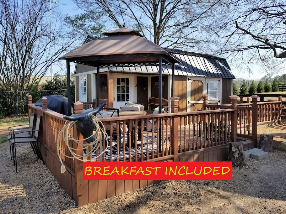 Horse ranch tiny house great location great value for Horse property for rent in southern california