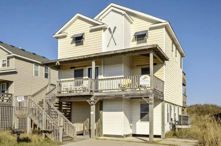 5060 Dolphin's Watch * Oceanfront * Pet Friendly * Elevator