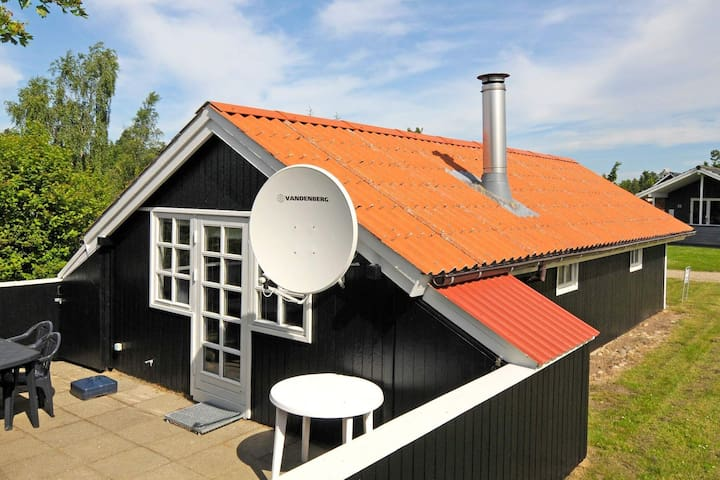 4 person holiday home in Hovborg