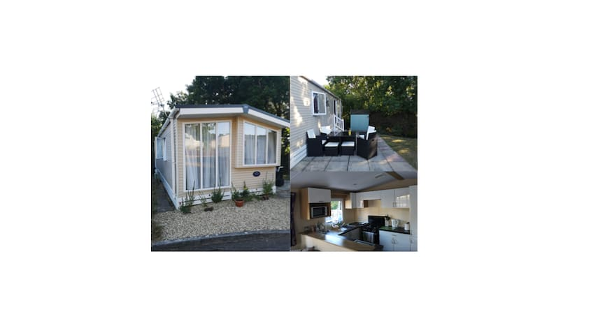 Shorefield Country Park - Private Static Caravan