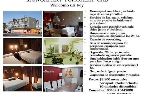 Monoapart Ychoalay Caz