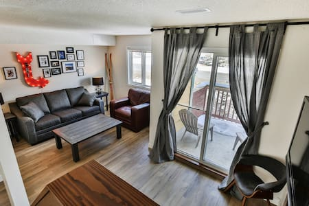 Lady MacDonald View Townhouse - Downtown Canmore