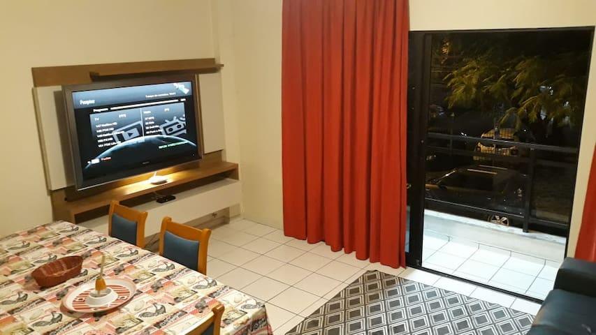 Apartamento 2 quartos Balneário Camboriú (101)