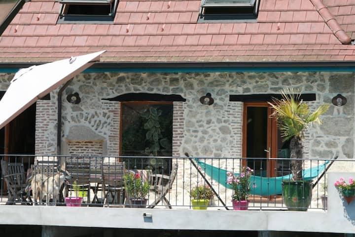 Belle maison proche du lac d'Aiguebelette