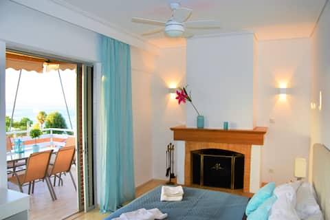Turquoise SeaView Apartment