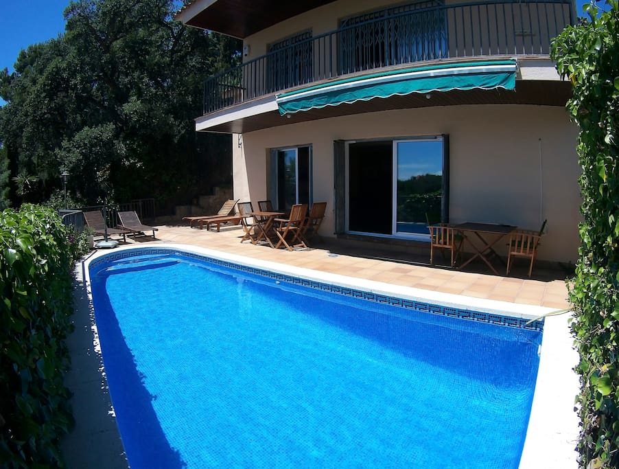 Piscina privada/Private pool