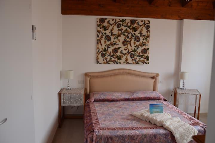 Sole&Mare stanza Rosa