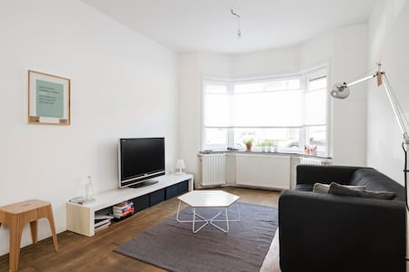 Cosy old apartment with garden wifi - Utrecht