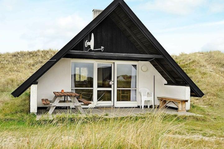 Tranquilla casa vacanze a Ringkøbing vicino al mare