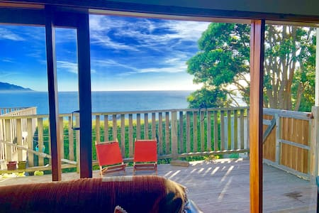 Room with a View - The Cottage with Sea Views