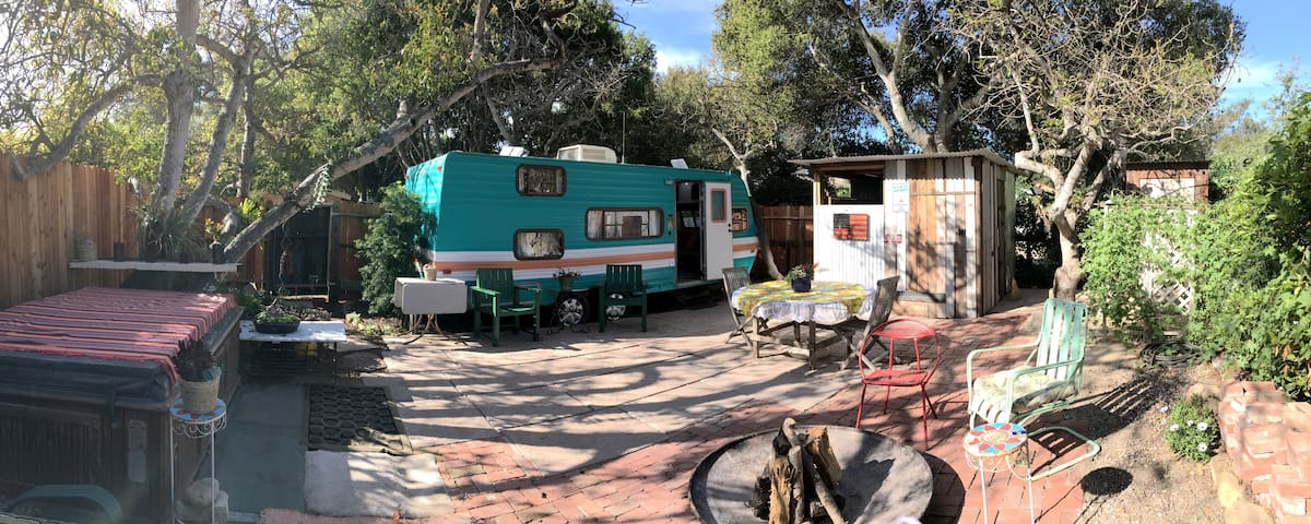 Oak & Avo Grotto-Mountain Views! - Carpinteria - Camping-car/caravane