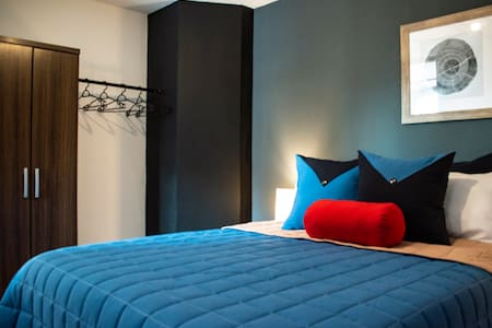 Luxury Loft 103 with A/C - Zona 11 Guatemala City
