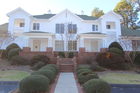 Pinehurst Area 2BR Golf Front Condo - Southern Pines
