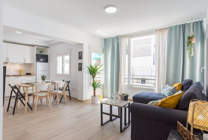 Relax apartment in Malaga city center