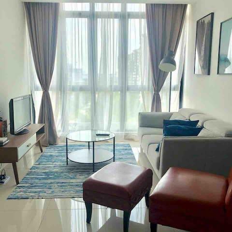 Ara Damansara|H2O residence|Subang Airport|WIFI