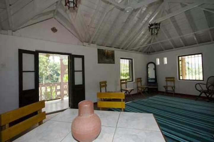 Pinnawala jungle homestay for cheap - Rambukkana - Huis