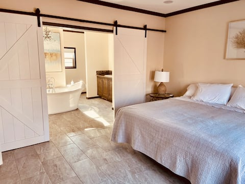New home created for the perfect couples retreat