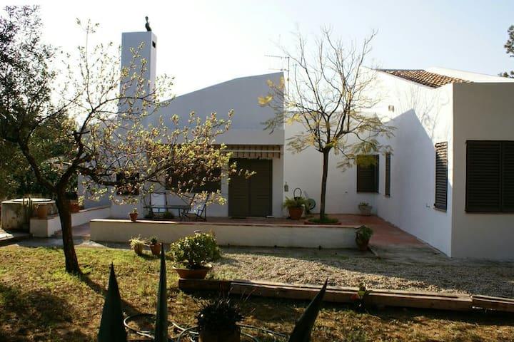 Villa con jardin a 300m de la playa - Alcossebre - House