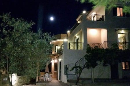 Brand new Villa With great View - Aigina - Byt