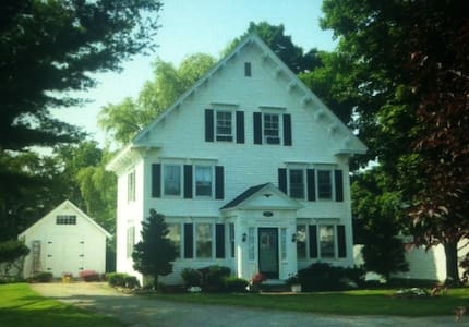 Historic House on the Common - Union - บ้าน
