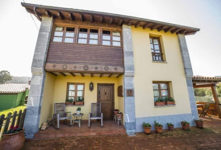 Casa de aldea Los manzanales