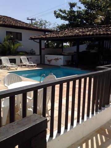 Casa de condomínio fechado em Búzios/RJ.