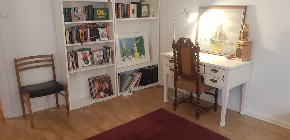 Cosy apartment in the heart of Stockholm