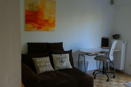 Tolle neue helle Ferienwohnung - Appartement