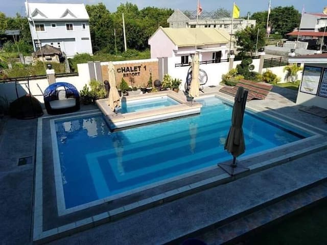 Chalet One Private Resort in Bataan (15-20person)