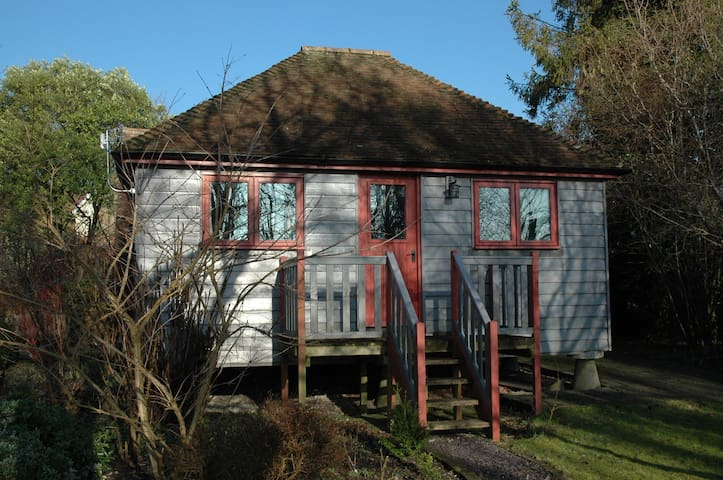 The Granary at Palm Tree House in S.E. Kent - Lyminge - Casa