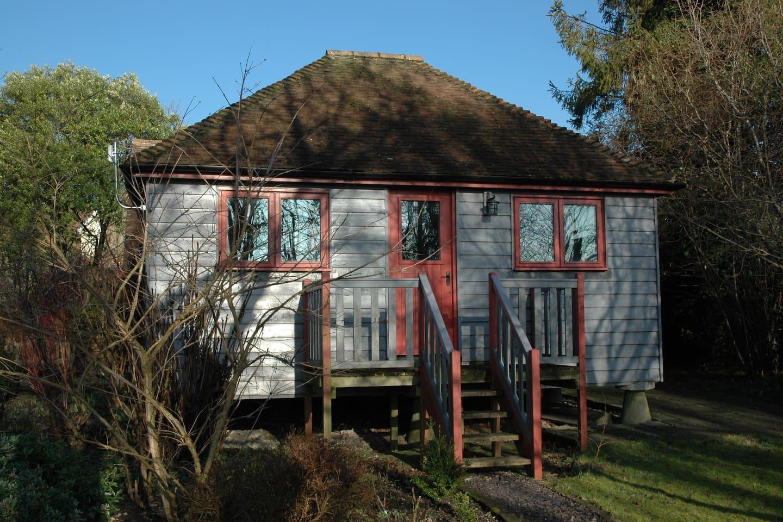 The Granary - a root barn
