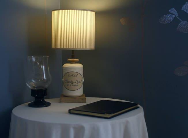 CASA Chambre d'hôte Clairière - Vecquemont - Bed & Breakfast