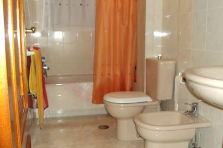 Apartamento a 5' de playa Sta Cristina - Oleiros