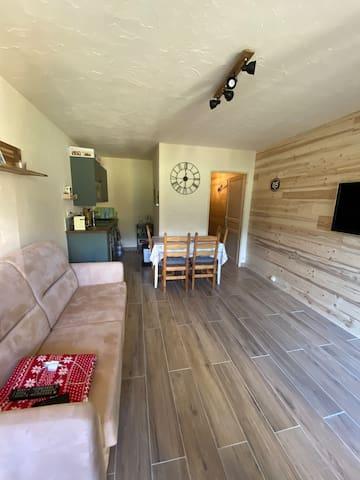 Appartement cosy Monêtier-les-Bains