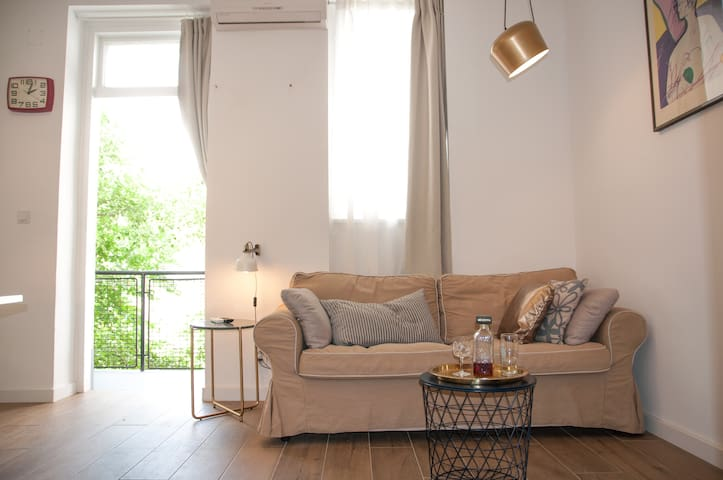 Your cozy apartment in hart of Zagreb!