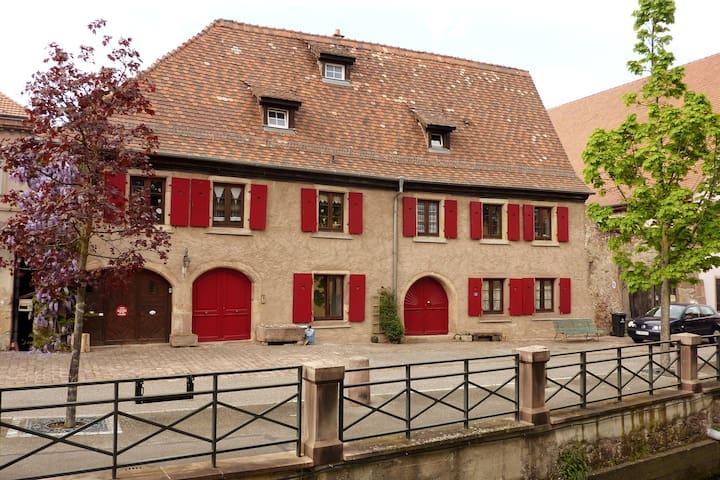 Gîte Le moulin du Rimbach