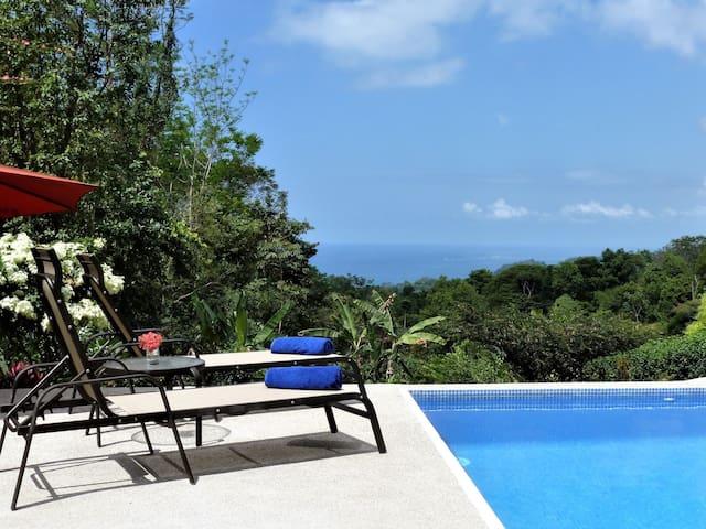 Award-Winning Luxury Ocean View Villa - Best Beach - Ojochal