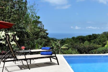 Award-Winning Luxury Ocean View Villa - Best Beach - Ojochal - Talo