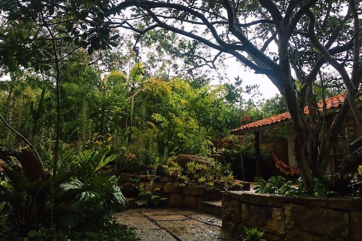 Acogedora Casa Sierraverde Barichara
