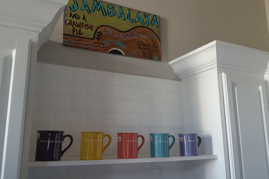 Stop in for a cup of coffee!