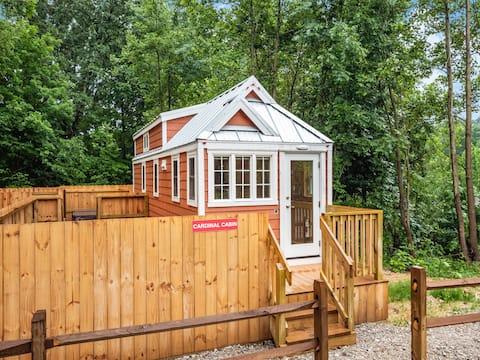 The Cardinal Cabin- Tiny Home
