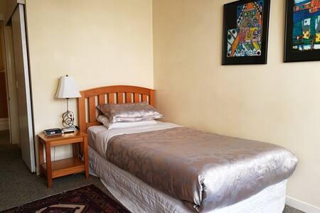 Terrific Single room near Eden Park, Auckland - Auckland - Bed & Breakfast