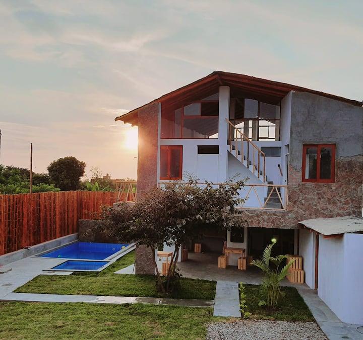 Pandora 1 - Chincha, casa de campo a 2hrs de Lima.