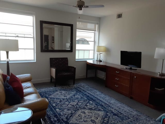 Polished 1BR Apartment | Great Value